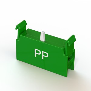 Kontaktni element NO - delovni samo za tipko `pritisni pritisni´ EC/NO-PP