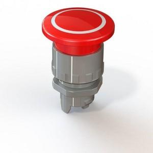 Tipka gobasta zaskočna ´pritisni pritisni` MFB/PP fi40