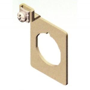 Ozemljitvena ploščica za kovinske elemente OZ