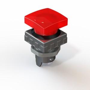 Svetleča zaskočna goba 30x30 QFBL